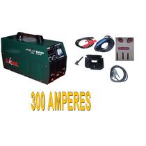 Soldadora Tig Argon Electrodos 300 Amp ( Sp-300 Oakland) Pro