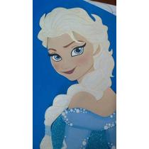 Figuras De Anime Y Foami Frozen, Princesa Sofia Y Mas