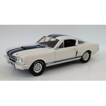 Mustang Shelby Gt350 1966 Escala 1:18 Shelby Collectibles