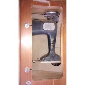 Maquina De Cocer A Pedal Antigua Bes-buill. ¡original!