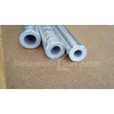 Tubo Aislante De Polietileno Expandido Con Aluminio 1