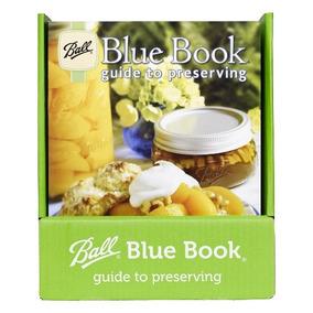Guía De Libro Azul Para Preservar (por Jarden Home Brands)