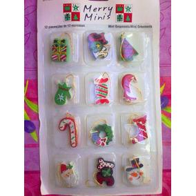 Set Ornamentos Para Decoracion O Casitas Miniatura Modelo 2