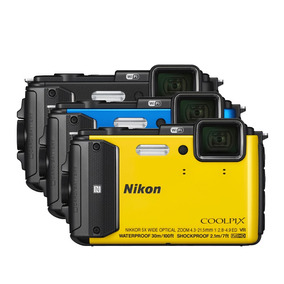 Nikon Aw130 16mp, A Prova D
