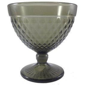 Taça Sobremesa Nadir Fumê 300ml 0443 - Cx Com 06 Und