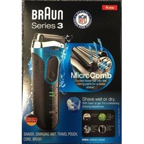 Rasuradora Braun 3 Series 3080s Wet & Dry Dia Del Padre