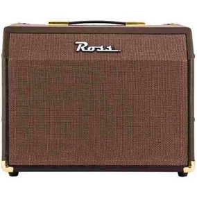Amplificador Ross A25c 25w   Guitarra Acústica Teclado Y Voz