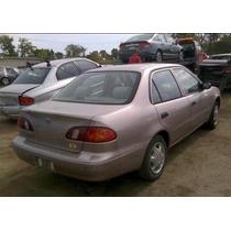 Toyota Corolla 98-01 1.8 Autopartes Repuestos Refacciones