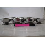 Vaso Metálico De Aluminio Metal Para Helados Cono Conos Cup