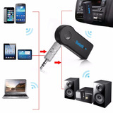 Receptor Bluetooth Audio Mp3 Con Plug 3.5mm Stereo Auto