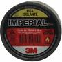 Fita Isolante 3m Imperial 18 X 20 Mts Preta