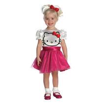 Hello Kitty Tutu Dress Costume - Niño