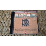 Cd Revista Caras Música De Cinema 4/1391