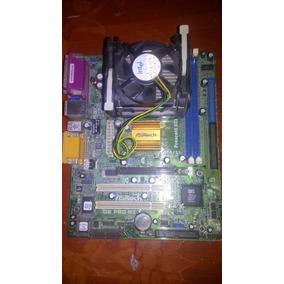 Tarjeta Madre 478 + Processdor P4 + Fan Cooler