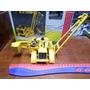 Joal 1/50 Tiendetubos Tractor Oruga Caterpillar C 591
