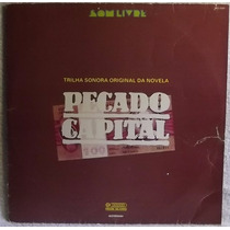 Lp / Vinil Novela: Pecado Capital - Nacional - 1975