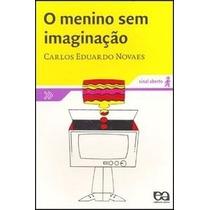 Livro O Menino Sem Imaginação