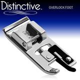 Distintivo Overlock Prensatelas Nublado La Máquina De Coser