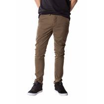Pantalon Rusty Clyde Color - Hombre