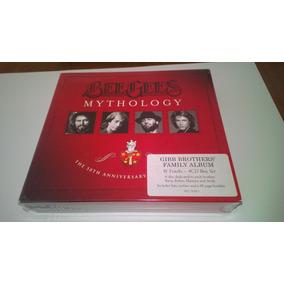 Cd Box Bee Gees Mythology 4 Cds Produto Novo Lacrado Made Ue