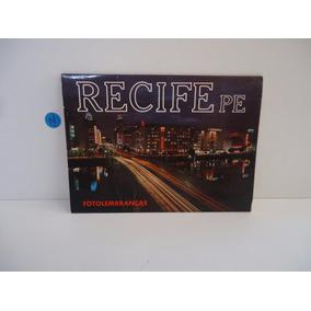 Lote - Recife (pernambuco) 12 Cartões Postais