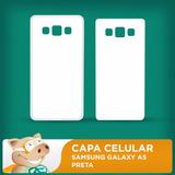 Capa Celular Samsung Galaxy A5 P/ Sublimação Envio Rápido