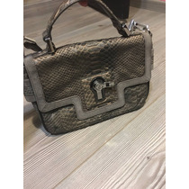Juicy Couture Bolsa Piel 100% Nueva Original Gris Messengerm