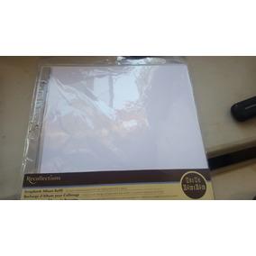 Scrapbook Hojas Para Repuesto De Album De 12 Pulg X 12 Pulg