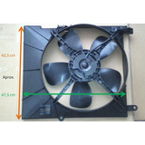 Electroventilador Motor Aveo Lt/ls 2011 2012 2013 96536666