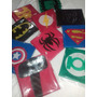 Capas+mascara Super Heroes Pack X45