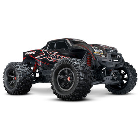 Traxxas X-maxx 8s 4wd Brus!! + Charger + 4 Baterias 6700 Mah