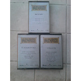 Cassette Música Clasica