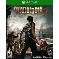 Dead Rising 3 100% Em Português Mídia Física Xbox One