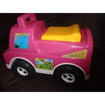 Carro Montable Para Niños Juguete Carrito Bebe