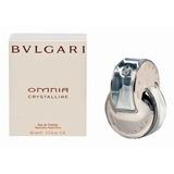 Perfume Bvlgari Omnia Crystalline 65ml Bulgari Cristaline.