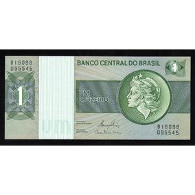 Billete Brasil 1 Cruzeiros P#191a Sin Circular