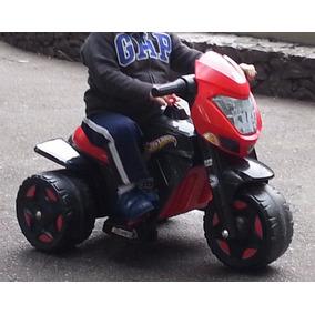 Moto Motoca Eletrica Infantil Bandeirantes