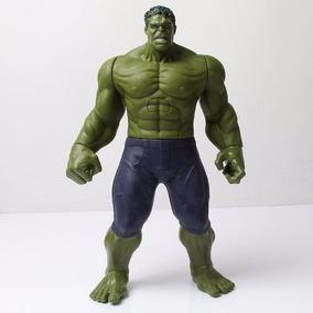 Boneco Hulk Articulável Vingadores 30cm - Baratissimo!!!