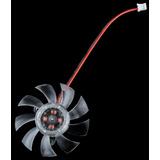 Ventilador 12 Volts Para Tarjeta De Video Diametro 55 Mm