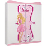 Roupeiro Infantil Pura Magia Barbie Star - Shop Tendtudo