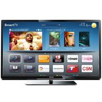 Tv Philips Led Smart 32pfl4007d/78. Com Defeito. Abaixou..
