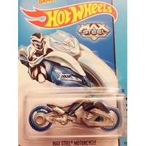 2014 Hot Wheels Max Steel Moto 85/250
