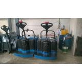 Paleteira Elétrica 2500kg - No Estado Sem Bateria C/garantia