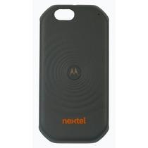 Tapa De Bateria Nextel Motorola I867 Trace Negro