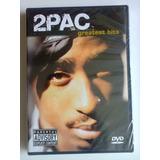 Dvd 2pac Greatest Hits Lacrado 35 Clipes Lacrado Frete Gráti