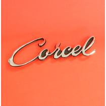 Emblema Ford Corcel I Modelo Original