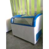 Freezer Exhibidor Con Vidrio Frontal Super Vision Acepto M.p