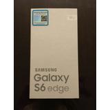 Samsung S6 Edge 32 Gb 4g Lte!!