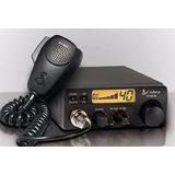 Radio Px Cobra 19 Dx Iv - 40 Canais Homologado Lançamento!