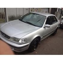 Toyota Corolla 1.8 Xe I 2000 Automatico. Titular.